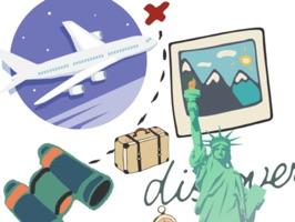 Travelmoji Stickers