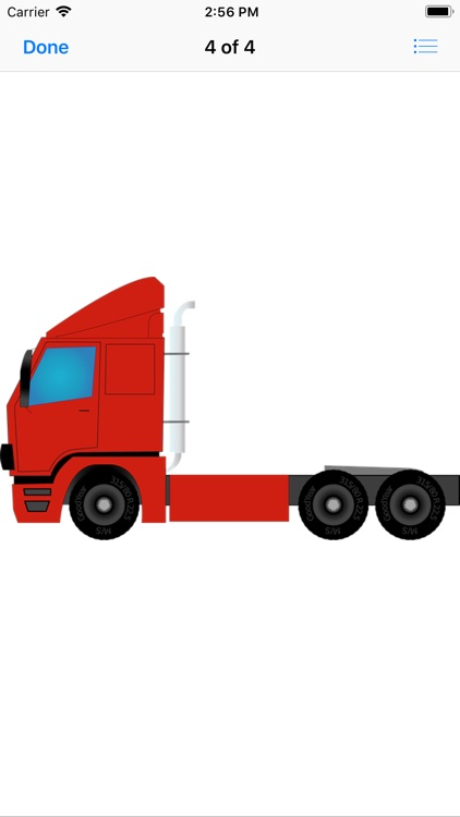 Red Truck Stickers screenshot-5