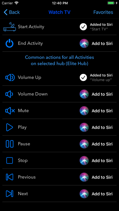 Harmony Watch & Siri Controlのおすすめ画像3