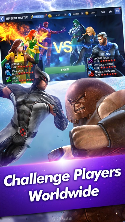 MARVEL Future Fight screenshot-4