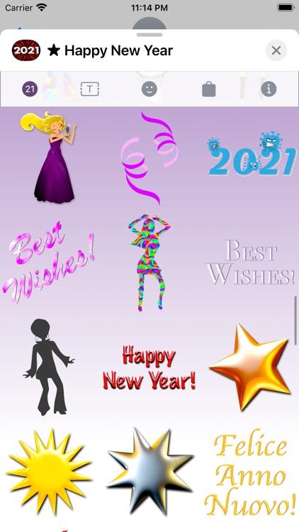 Happy New Year 2021! screenshot-5