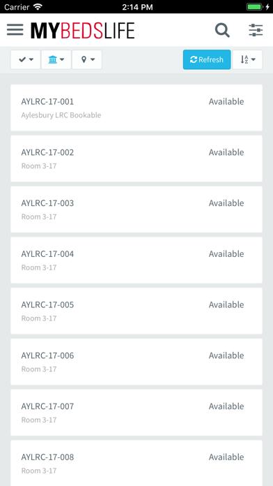 Uni of Beds - MyBedsLife screenshot 6