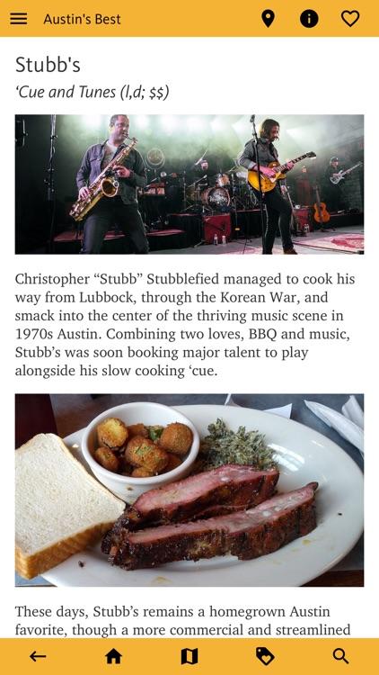 Austin's Best: TX Travel Guide screenshot-9