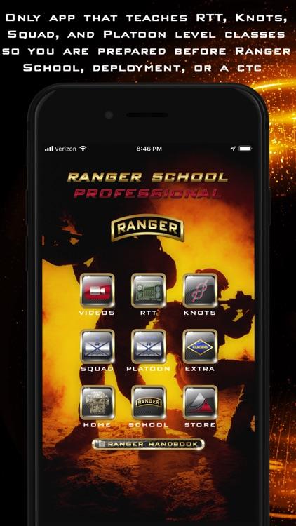 Ranger School Professional screenshot-0