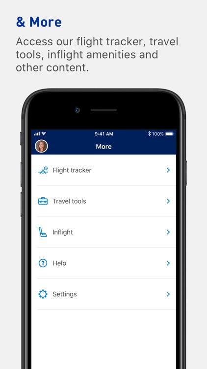 JetBlue - Book & manage trips screenshot-7