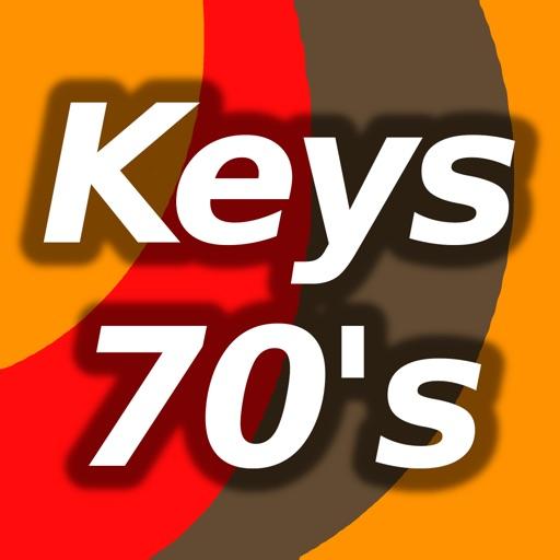 Keys of the 70's