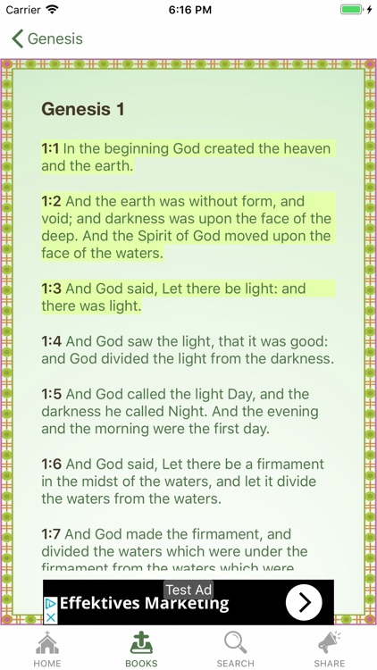 King James Holy Bible screenshot-4