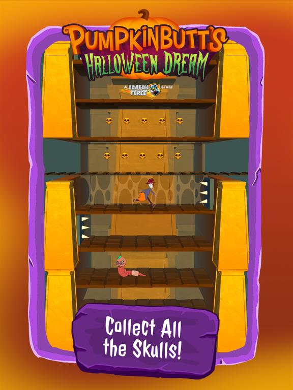 Pumpkinbutt's Halloween Dream screenshot 12