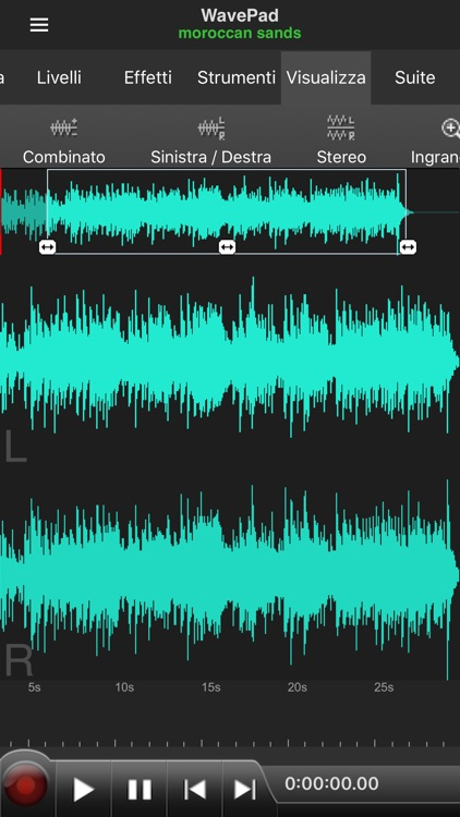 WavePad Professionale screenshot-7