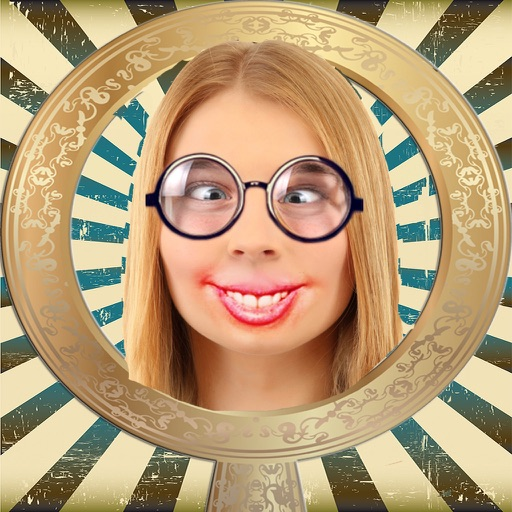 Geek Face Booth Nerd Photo FX icon