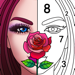 Art Coloring - Color by Number Hack Online Generator