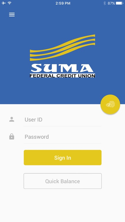 SUMA FCU Mobile screenshot-0