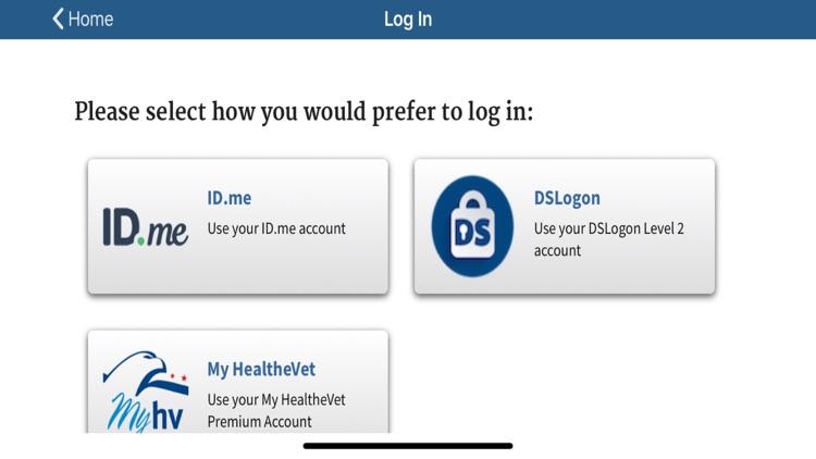 VA Sync My Health Data screenshot-6