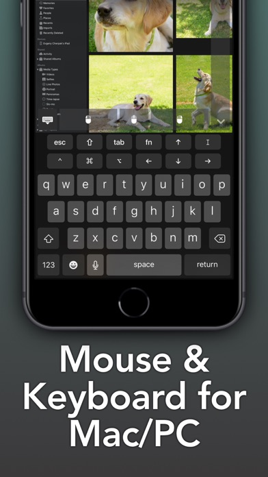 messages.download Remote Control, Keyboard/Mouse software