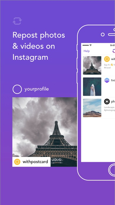 Download Repost: For Instagram for Pc
