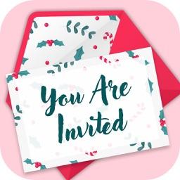 Party Invite Card Maker