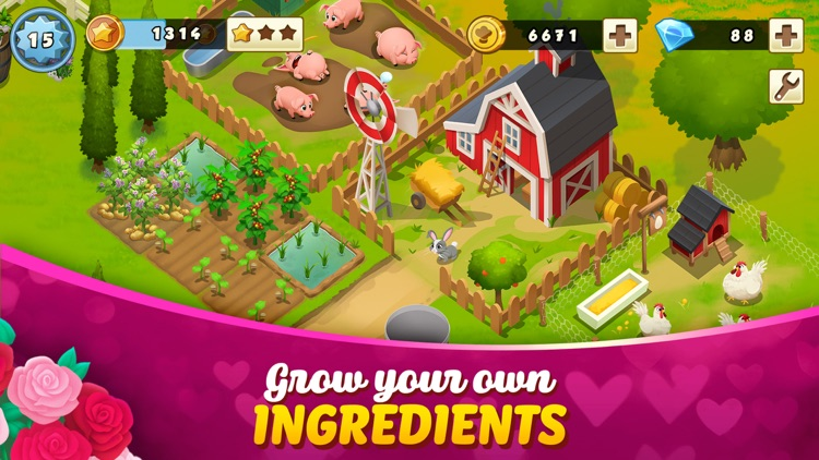 Tasty Town - The Cooking Game screenshot-5