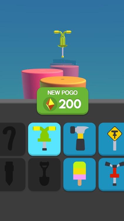 Pogo Sky screenshot-4