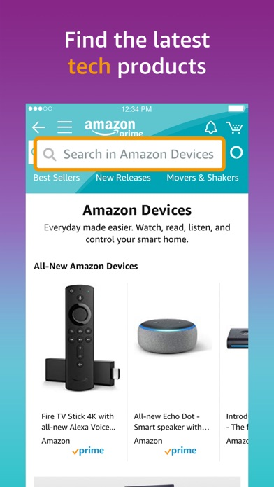 download Amazon - Shopping made easy apps 8