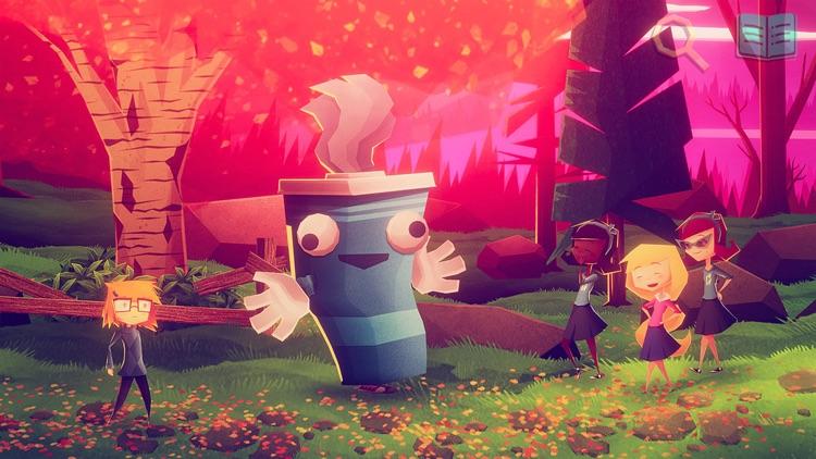 Jenny LeClue - Detectivu screenshot-3