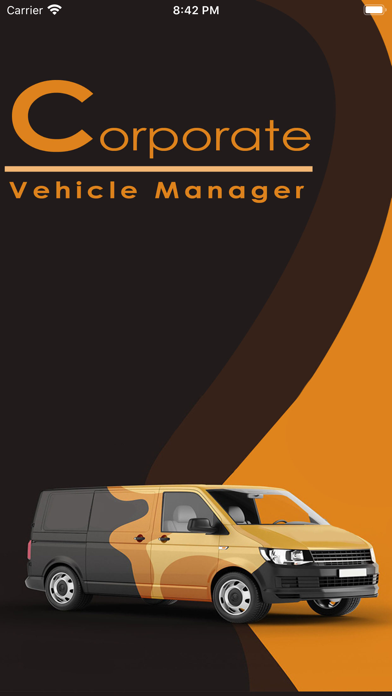 Corporate Vehicle Manager screenshot #1