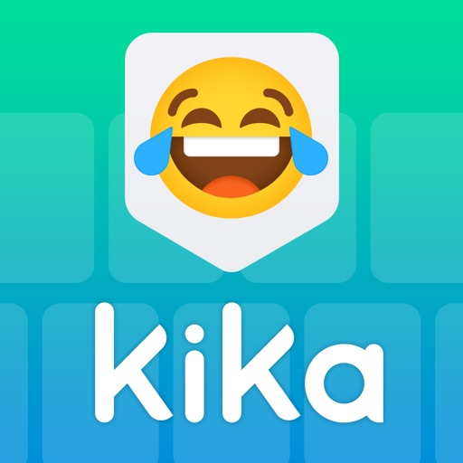 Kika Keyboard for iPhone, iPad icon