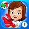 App Icon for My Town : Home Doll House App in Egypt IOS App Store