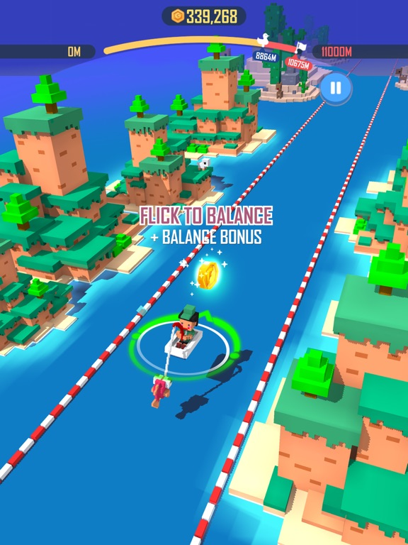 Jump Rider: Crazy Boat screenshot 8