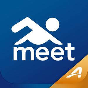 Meet Mobile: Swim ios app
