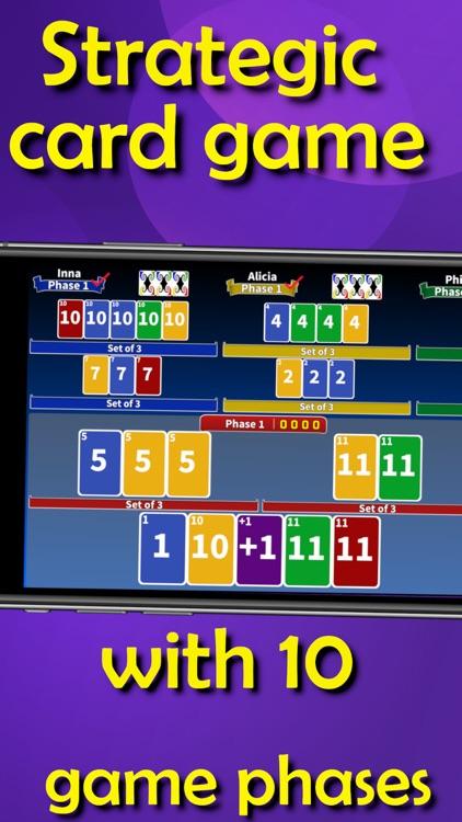 Super Phase Rummy  card game screenshot-0