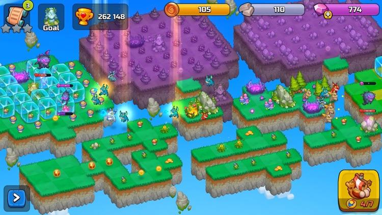World Above: Merge games screenshot-8