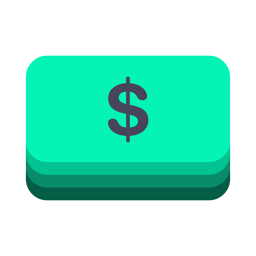 Ícone do app Nudget: Spending Tracker