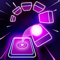 App Icon for Magic Twist - Piano Hop Games App in United States IOS App Store