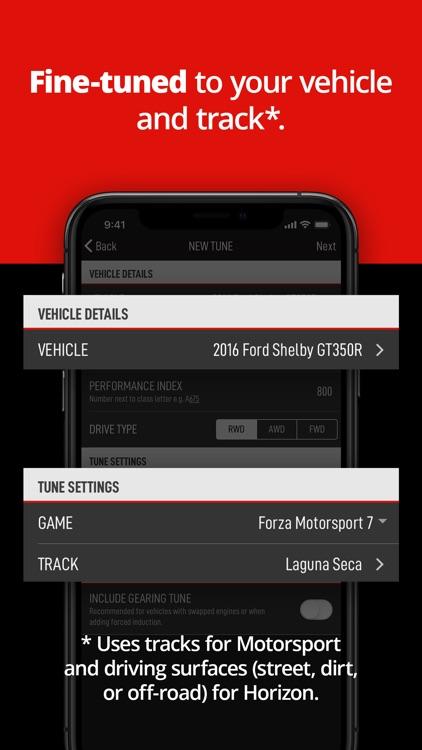 ForzaTune Pro screenshot-4