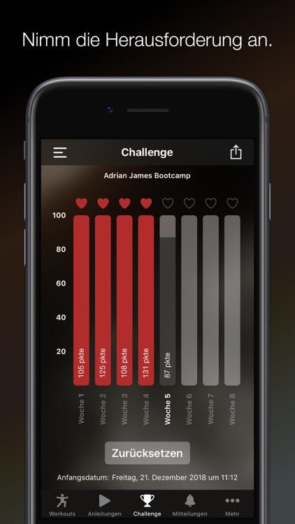 Adrian James: Bootcamp (DE) screenshot-5