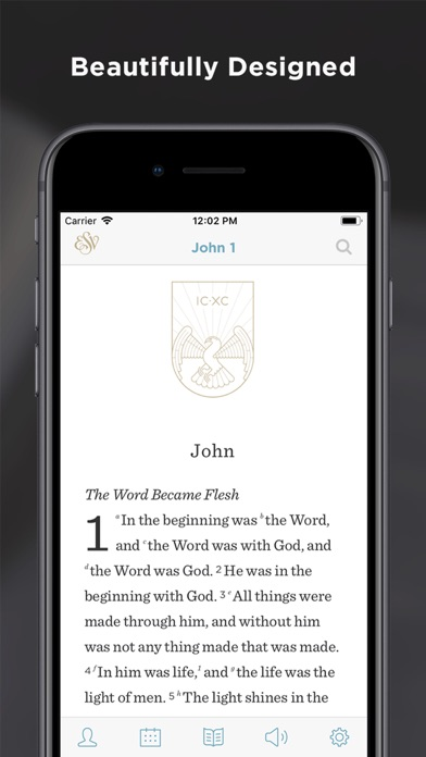 Screenshot for ESV Bible in Ecuador App Store