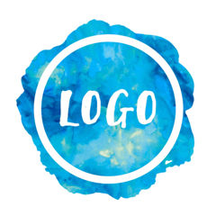 Watercolour Logo Maker