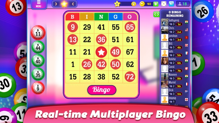 Bingo Family: Online Bingo