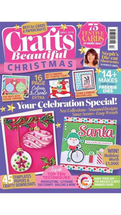 Crafts Beautiful Magazine screenshot-4