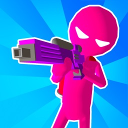 Paintman 3D - Stickman shooter