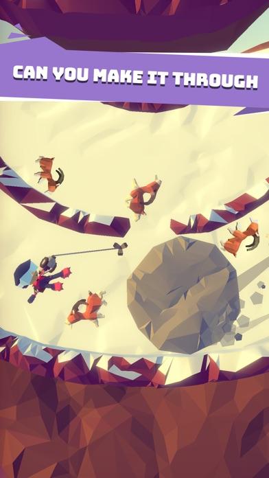 Hang Line: Mountain Climber screenshot 6