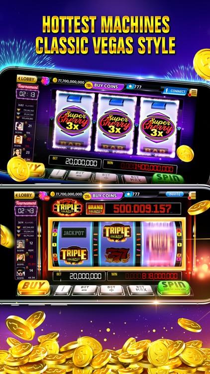 Wild Classic Slots™ Casino screenshot-6