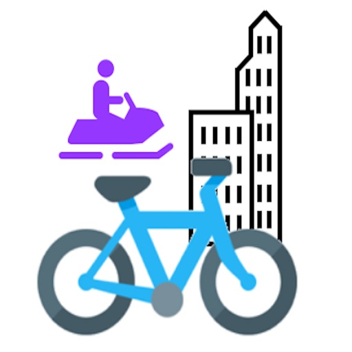 Bike Stations Boulder