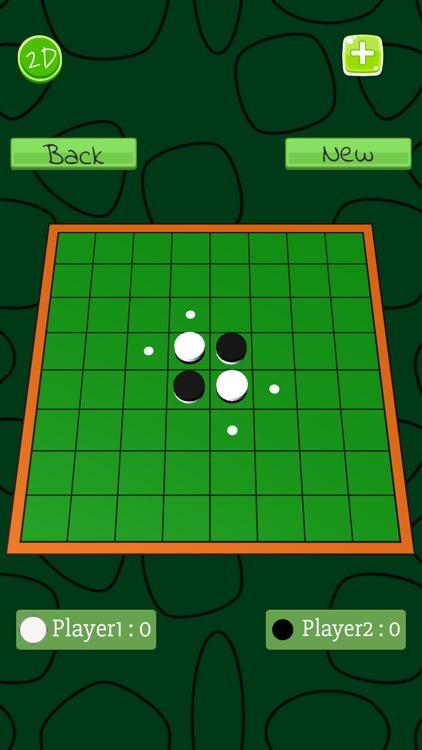 Reversi - Gamesgully screenshot-4