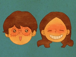 Puuung's Face Emojis make your conversation intimate