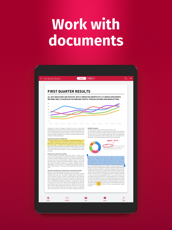 SwiftScan - Document Scanner