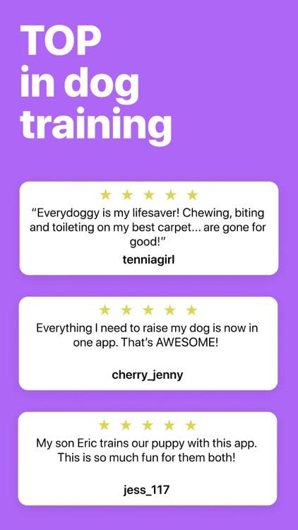 EveryDoggy: Dog Training screenshot-5
