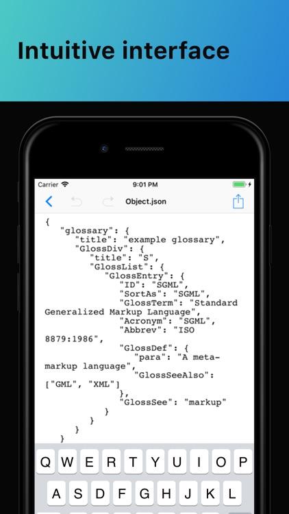TapEdit screenshot-5