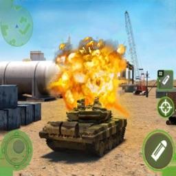 坦克大战- 3D坦克射击世界
