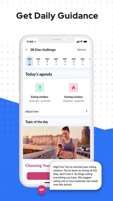 DoFasting - Fasting Tracker Screenshot